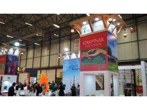 EMITT-Doğu Akdeniz Uluslararası Turizm ve Seyahat Fuarı'nda Edirne rüzgarı