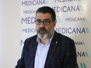 Medicana Sivas Hastanesi bölgeye hizmet veriyor