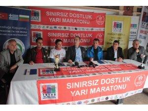 Sınırsız Dostluk Yarı Maratonu'nun tarihi belli oldu
