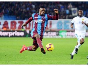 Spor Toto Süper Lig: Trabzonspor: 1 - MKE Ankaragücü: 0 (Maç sonucu)