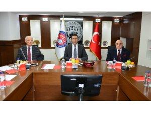 """Başkan Erdoğan: """"DTO kentin ticari hayatına katkı sağlıyor"""""""