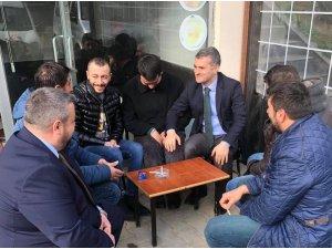 """AK Parti Yomra Belediye Başkan adayı Bıyık : """"Yomra'nın ortak adayıyım"""""""