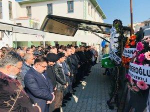 AK Parti Genel Sekreteri Şahin'in acı günü