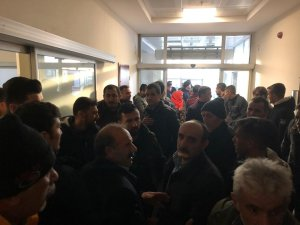 Kağızman'da öğrenci servisi kaza yaptı: 3'ü 17 yaralı