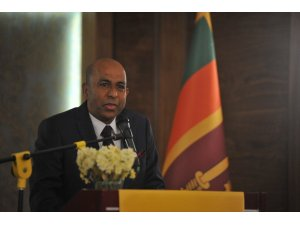 Sri Lanka'nın bağımsızlığının 71. yıldönümü Trabzon'da düzenlenen resepsiyonla kutlandı