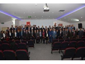 Denizli'de 2023 Eğitim Vizyonu toplantısı