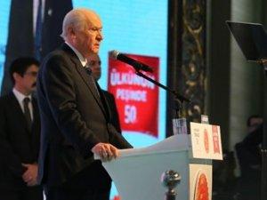 Bahçeli: Kılıçdaroğlu'na gerçekten acıyorum