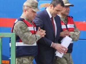 Adem Huduti'nin eski emir subayı itirafçı oldu