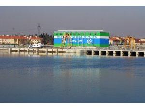 """SASKİ Genel Müdürü Keleş: """"Yenilenebilir enerjide örnek şehir"""""""