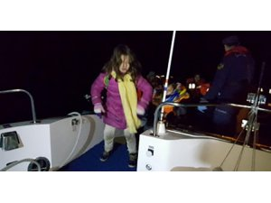 Çanakkale'de 62 mülteci yakalandı