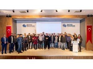 Erciyes Teknopark'ta Veri Tabanı Yönetimi ve Güvenliği Eğitimi düzenlendi