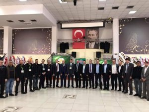 Biga Ziraat Odası yeni Başkanı Ergün olduÜ