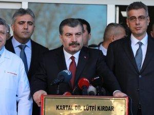 Sağlık Bakanı Koca yaralıların son durumunu açıkladı
