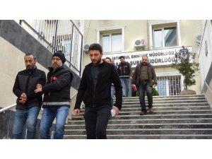 Oto hırsızlık çetesine dev operasyon: 73 gözaltı