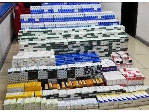 Kuzey Irak'a tırla 124 bin tıbbı ilaç götüreceklerdi