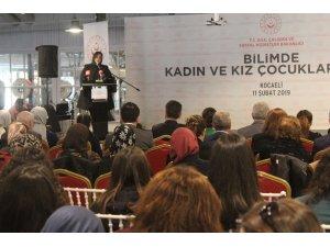 Aile, Çalışma ve Sosyal Hizmetler Bakanı Zehra Zümrüt Selçuk: