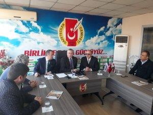 Macaristan Başkonsolosundan KGC'ye veda ziyareti