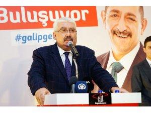 """MHP Genel Başkan Yardımcısı Yalçın: """"Bazı iller için bu hafta tekrar görüşeceğiz"""""""