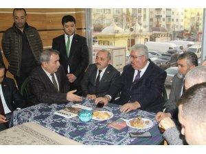 """MHP Genel Başkan Yardımcısı Yalçın: """"İllet ittifakı şer ittifakına dönüşmüş durumda"""""""