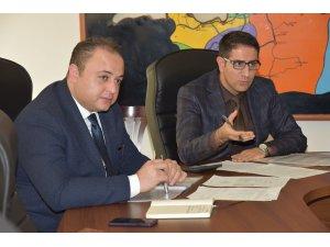 Van'da 'İlk Yardım Ücret Tespit Komisyonu' toplantısı