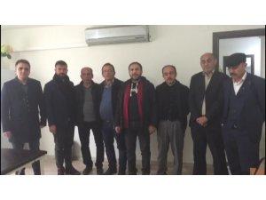 Osmaniye'de İYİ Parti yönetim kurulu üyeleri istifa etti