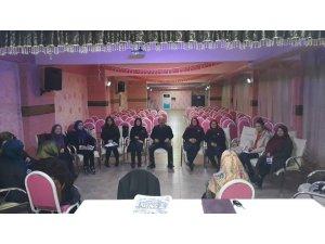 'Çetin Ceviz'e Kayseri'de yoğun ilgi