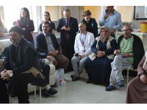 BEAH Onkoloji Ünitesinde hastalara moral etkinliği