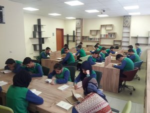 Erzurum Öğretmenevi ve ASO Müdürlüğü Eğitim ve öğretime destek veriyor