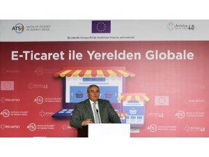 """""""E-Ticarete İlk Adım""""da Eğitimler Başlıyor"""