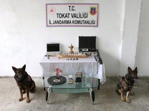 Jandarma köpekleri Uydu ve İlgi'den tarihi operasyon