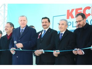 Cumhurbaşkanı Erdoğan, Keçiören'nin büyük yatırımlarını hizmete açtı