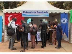 PAÜ standı Mali'de büyük ilgi gördü