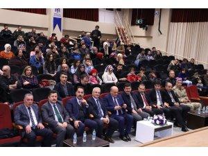 Erzincan Belediyesi Gençlik Korosu ilk konserini verdi