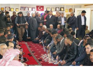 Belediye Başkanı Ayhan vatandaşlardan destek istedi