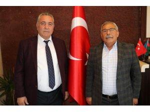 MHP Göreme Belediye Başkan adayı Eren, Karaaslan'ı ziyaret etti