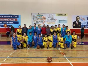 Diyarbakır'da basketbol müsabakaları tamamlandı