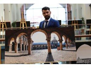 Diyarbakır kültürünü fotoğraflarla tanıtıyor