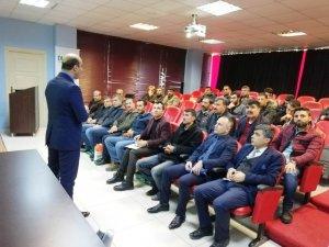 Diyarbakır'da TARSİM eğitim toplantısı düzenlendi