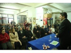 Tokat'ta kadınlara kıraathane müjdesi