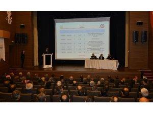 Muhtar, adayları bilgilendirme toplantısı yapıldı