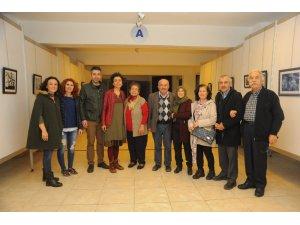 'Özgün Baskı' sergisi sanatseverlere kapılarını açtı