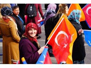 """Cumhurbaşkanı Erdoğan: """"Biz Türkiye'yi 81 vilayetinin tamamıyla büyüttük, güçlendirdik"""""""