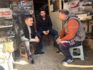 """AK Parti Piraziz Belediye Başkanı Uğur Melikoğlu: """"Piraziz'imiz ve Piraziz halkı bizim kırmızı çizgimizdir"""""""