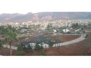 """Seyfi Dingil: """"Millet Parkı çok yakında açılacak"""""""