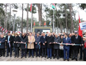 Kahramanmaraş'ta Hocalı Parkı açıldı