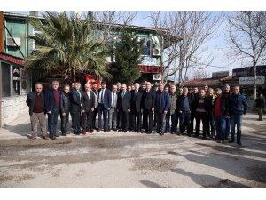 Başkan Aktaş'tan kamyonculara yeni garaj sözü