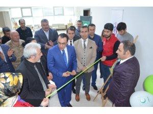 Kahta ilçesinde yeşil oda hizmete açıldı