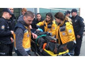 Tutuklama kararı verilince 4. kattan atlayan şahıs öldü
