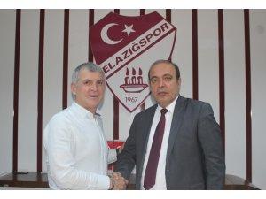 Elazığspor, Erhan Altın'la sezon sonuna kadar anlaştı