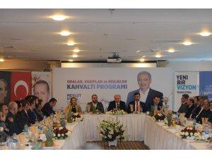 """AK Parti Büyükçekmece Belediye Başkan Adayı Mevlüt Uysal: """"Yatay mimariden taviz yok"""""""